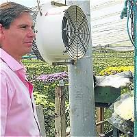 Floricultor colombiano gana premio 'top' en EE. UU.