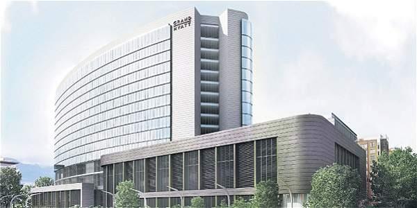 Hotel grand hyatt en bogot empresas eltiempo com for Empresas de construccion en bogota