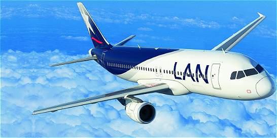 Aerolínea LAN retirará siete rutas nacionales por cambios en su flota