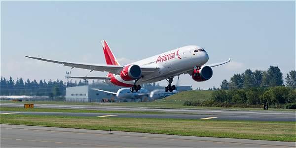 La compañía usará la aeronave para cubrir sus rutas en Norte y Suramérica, así como hacia Europa.