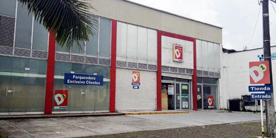 Tiendas D1, a control de los Santo Domingo