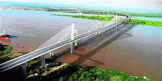 Con licitación del puente Pumarejo, Sacyr consolida su regreso al país