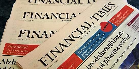 El grupo japonés Nikkei compra el diario Financial Times