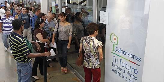 Evitan fraude de 15.000 millones de pesos en Colpensiones