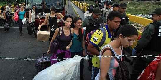 Empresarios rechazan 'actos violentos' en la frontera
