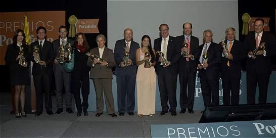 Premios Portafolio: 20 años destacando el esfuerzo de los mejores