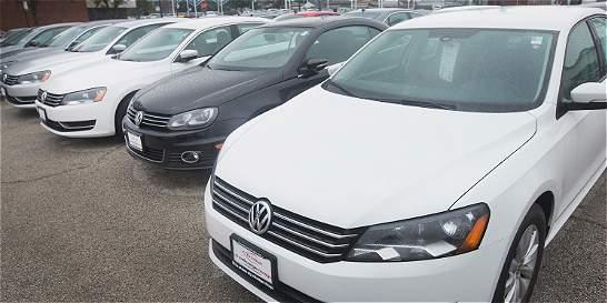 'Vehículos del lío en EE. UU. no circulan en Colombia': Volkswagen