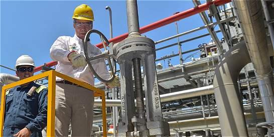 Se pone en marcha la Refinería de Cartagena