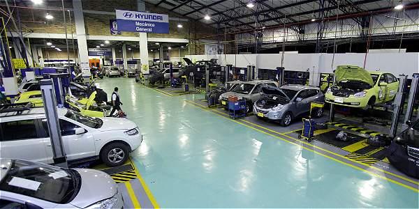 Empresas de repuestos de carros en colombia