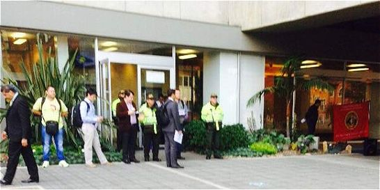 Directivas de Ecopetrol hacen llamado a terminar bloqueo de sede