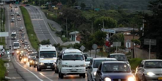 Multan concesionario de la vía Bogotá-Girardot por incumplimiento