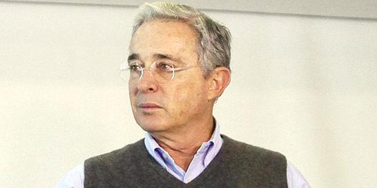 'Mi gobierno vio que era un éxito para el país': Uribe sobre Reficar