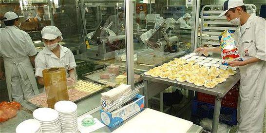 Negocio del 'catering' se reacomoda tras movida de Colsánitas