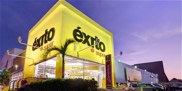 Éxito abrió 23 nuevos almacenes en 13 departamentos del país, de los cuales 14 puntos de venta corresponden al formato exprés.