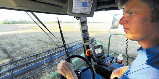 El cambio tecnológico por el que atraviesa la maquinaría agraria
