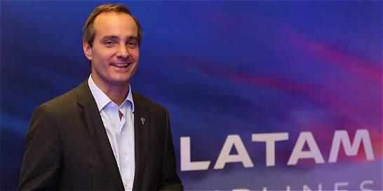 Vuelo para llevar antorcha de Juegos Olímpicos abre operación de Latam