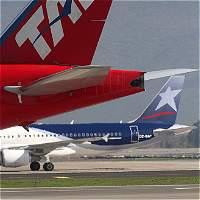 Latam, antes LAN, suspende temporalmente sus vuelos a Venezuela