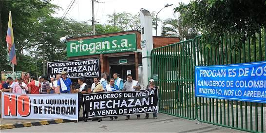 Estas fueron las causas que llevaron a la liquidación a Friogán