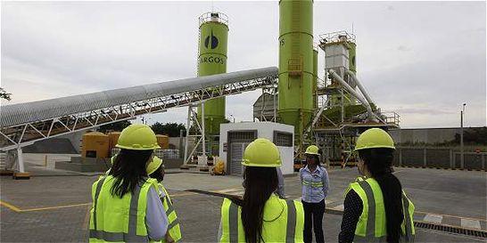 Utilidad trimestral de Cementos Argos sube 26,8 por ciento