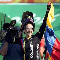 Mariana Pajón: visión de empresaria y un gran corazón