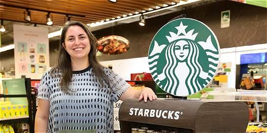 Café embotellado, la nueva estrategia de Starbucks en Colombia