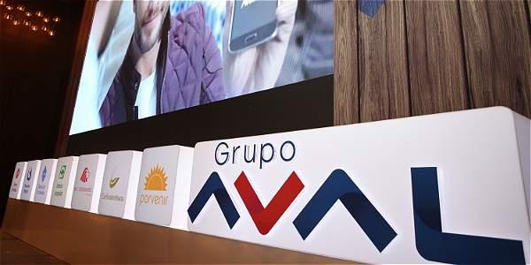 Las ganancias acumuladas del Grupo Aval suman  $ 1,68 billones.