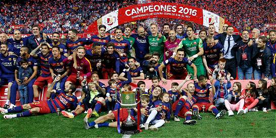 MILO, bebida oficial del FC Barcelona