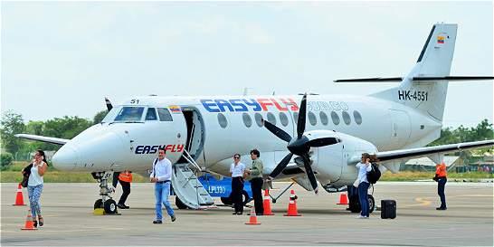 El dueño de Envía afina su aterrizaje como accionista de Easyfly