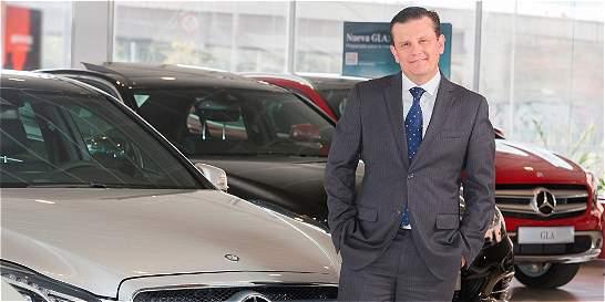 'Daimler ve en Colombia un país que sigue creciendo'