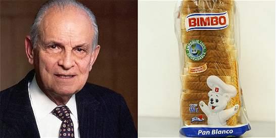Muere el creador del pan Bimbo