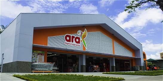 Ara abrirá 150 supermercados en el país en 2017