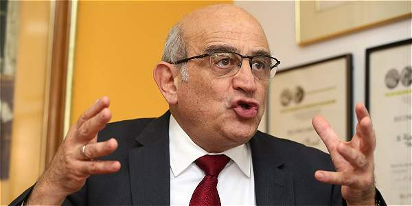 Germán Efromovich, presidente de la Junta Directiva de Avianca.