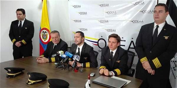 Con esta medida, los aviadores que hacen parte de esta organización dejarán de cubrir operaciones a las que eran enviados por falencias de la aerolínea.