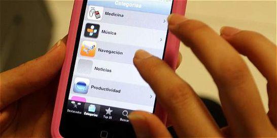 Colombianos, líderes en uso de celulares para realizar transacciones