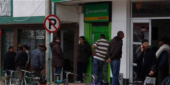 Banco Agrario llevará la banca electrónica a familias del campo