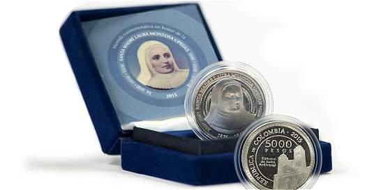 Qué hacer para conseguir la moneda de la Madre Laura
