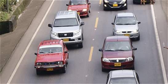 Nueva tabla de avalúos de carros se expedirá la próxima semana