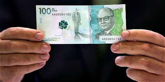 Cinco pasos para reconocer autenticidad del billete de 100.000 pesos