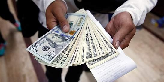 Mercado del dólar en Colombia opera con relativa tranquilidad