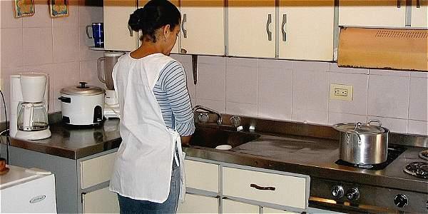 'Empleadas domésticas somos sujetos de derecho'