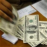 Dólar está disparado y va en $ 3.052