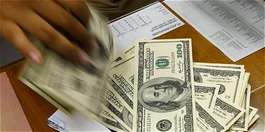 El dólar alcanzó un precio promedio de negociación de $ 3.110,7