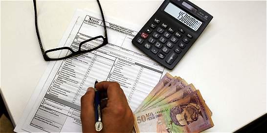 Las cinco claves para que declare renta sin tropiezos