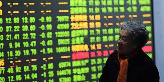 Bolsas chinas cierran tras solo media hora de cotización
