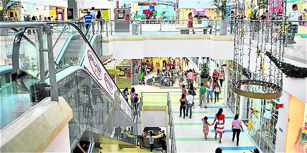 Los valores arriendos de los locales en las zonas comerciales del país se encuentran entre los que más suben en Latinoamérica