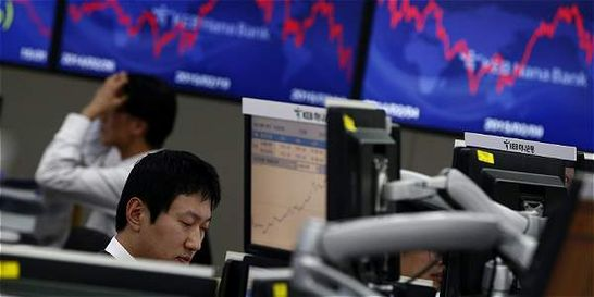 Otro día con números rojos para los mercados bursátiles del mundo