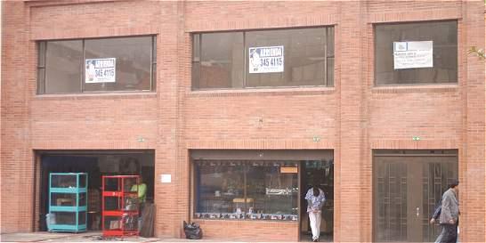 Renta de locales sube más en Bogotá que en la región
