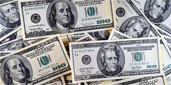 Precio del dólar vuelve a niveles de hace ocho meses y sigue bajando