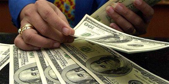 Dólar inició jornada a la baja y acumula pérdida de 29 pesos a $ 2.889