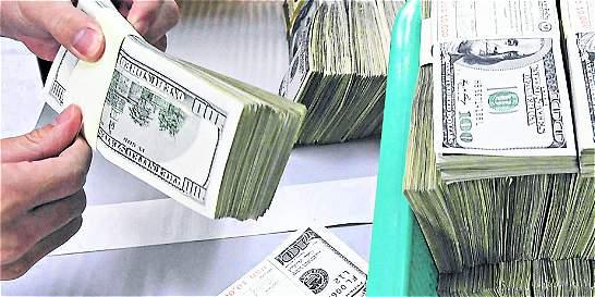 El dólar superó la barrera de los 3.100 pesos